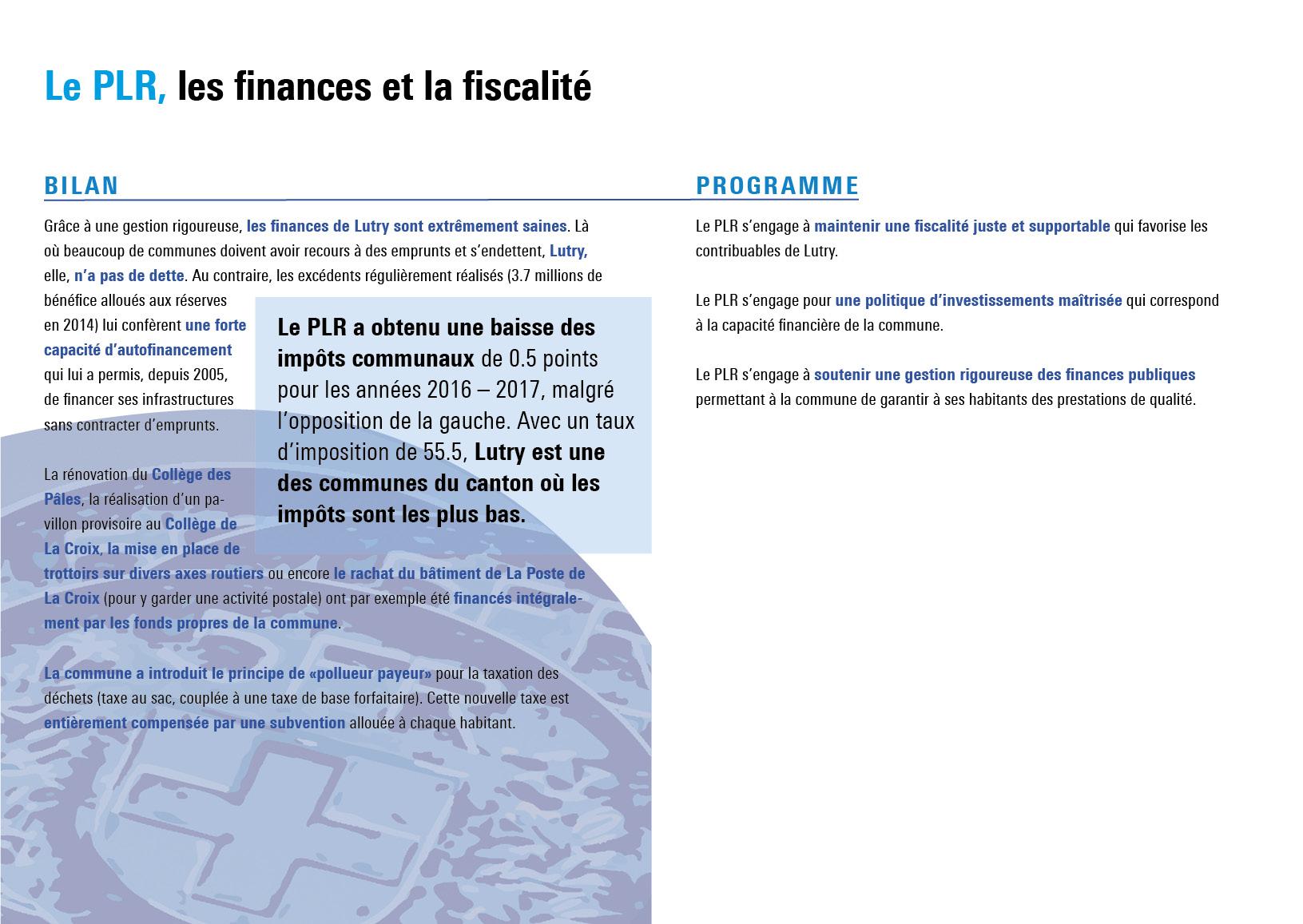 PLRLutry_Finance et fiscalite