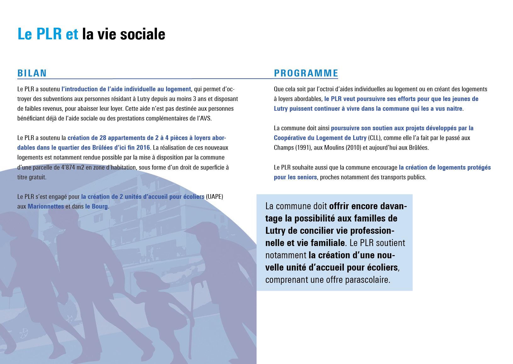 PLRLutry_La vie sociale