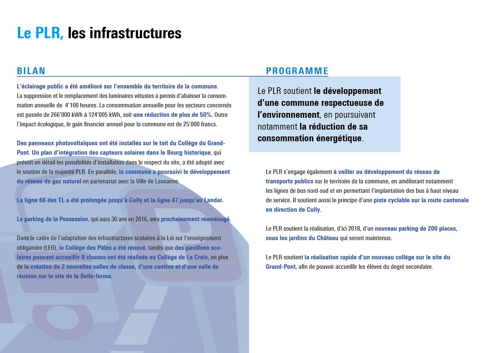 PLRLutry_Les infrastructures